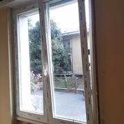 Distributori Mapei - finestre pvc bianco in massa