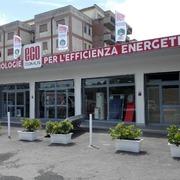 Distributori Mapei - ECO DOMUS - Progettazione di interno ed esterno del locale commerciale