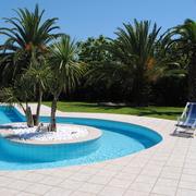 giardino e piscina pronti all uso