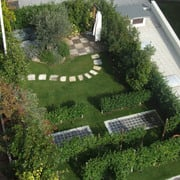 Progetto realizzazione giardino pensile