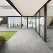 Gres effetto cemento grigio