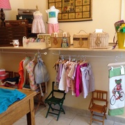 Ampliamento di negozio di abbigliamento per bambini
