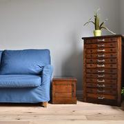 Il vintage legato al colore del legno