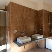Impianti Igienico-Sanitari del Residence Maison Du Parc