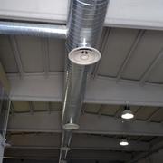 impianto di immissione aria