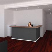 Distributori Bisazza - Progetto di ristrutturazione di un ufficio a via Taranto (Roma)