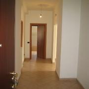 ingresso con porta blindata