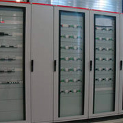 Installazione impianto elettrico palazzina uffici