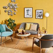 interior trends 2021 yellow