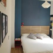 la camera da letto dopo