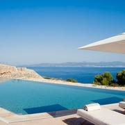 La migliore caratteristica di queste piscine è la capacità di trasmettere pace e serenità