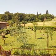 realizzazione giardino siena