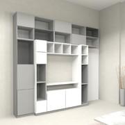 Distributori Ariston - Progetto salotto