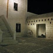 Luce per la corte di Masseria Pietrasole Resort - Bari