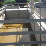 partenza....vasca in cemento