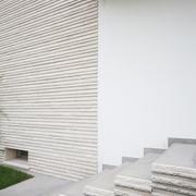 partricolare facciata