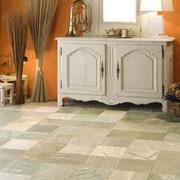 pavimento in pietra multicolor per interno formati vari