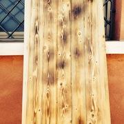 Progetto rivestimento di due pareti in un outlet a Vicenza (VI)