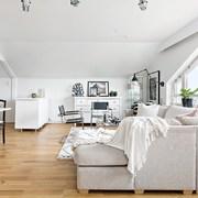 Piccolo appartamento in stile nordico