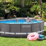 piscina fuori terra intex