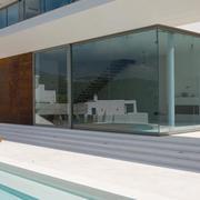 piscina villa ibiza