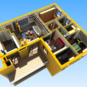 Distributori Daikin - Ristrutturazione appartamento Prima Porta - Roma