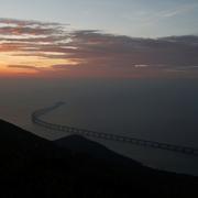 Ponte sul delta del Fiume delle Perle