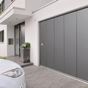 Come sistemare il garage soppalcandono idee costruzione - Porta garage scorrevole ...