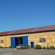 Bonifica manto di copertura capannone di 1900mq ca.