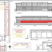 Pratica di condono capannone industriale