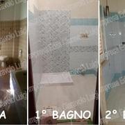 Distributori Bticino  - Ristrutturazione e sdoppiamento di un bagno esistente