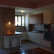Progetto esecutivo appartamento Roma via Lizzani