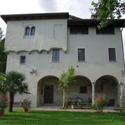 Prospetto sud del Castello
