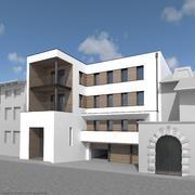 ristrutturazione villa Tyche - Tolmezzo UD