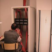 Progetto impianto cablato di rete a Lodi (LO)