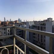 Rialzo balconi per messa a norma