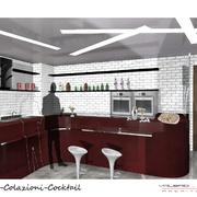 Distributori Paffoni - Progetto Ristrutturazione bar