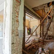 ristrutturazione d'interni