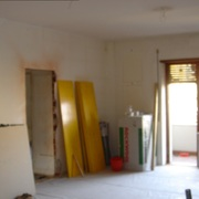 progetto Ristrutturazione interne salone