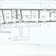 Progetto Frazionamento Appartamento di interesse storico a Carrara (MS)