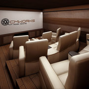 Sala Cinema CMworks