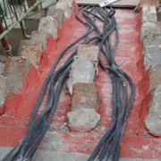 Progetto impermeabilizazzione scala a Carrara (MS)