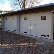 Progetto Posa porta da garage