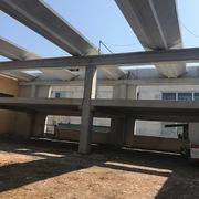 costruzione di capannone Maglificio Augusto Casaloldo MN