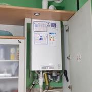 Installazione caldaia