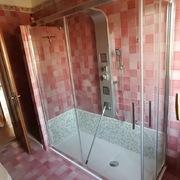 Sostituzione vasca da bagno con box doccia