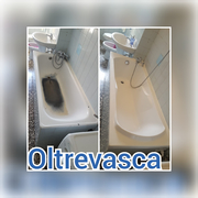 Sostituzione vecchia vasca da bagno senza rompere le piastrelle