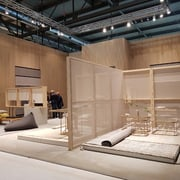 Stand Woodnotes Salone del mobile 2019