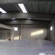 Tinteggiatura interna Capannone a Maniago (PN)