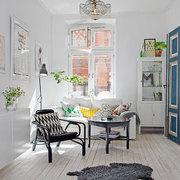 verde per decorare gli interni